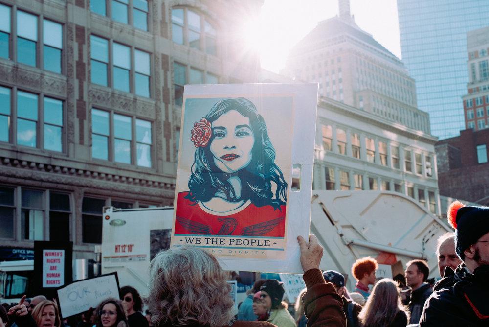 Auch eine Art von Lobbying (hier in den USA) © Alice Donovan/Unsplash