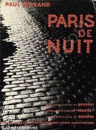 Brassai's Paris de Nuit