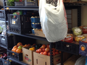 Fruits and Vegetables ready to go