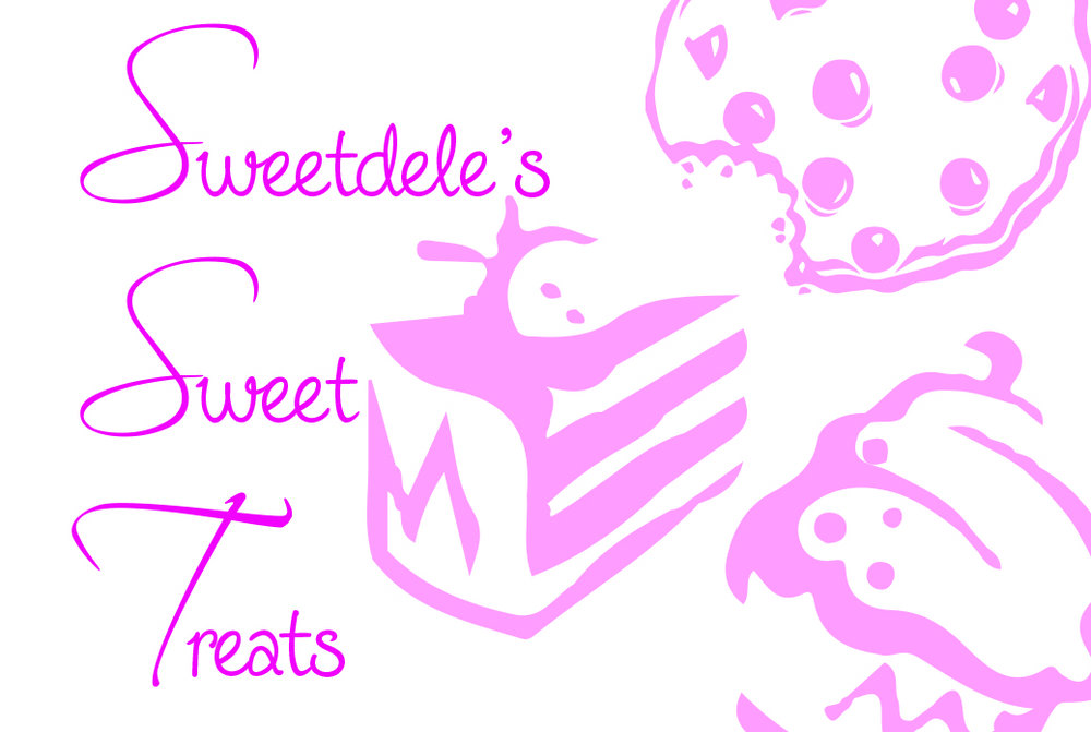 Sweetdele's Sweet Treats is a local #MadeinDC small business that specializes in pound cakes, cookies and cupcakes.