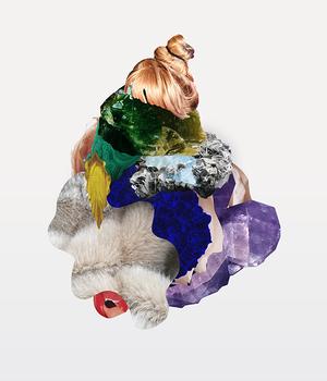 ABI KALLUSHI • Digital collage