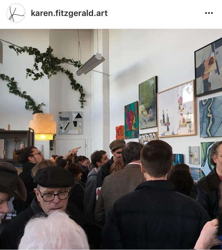 LatelaArtGallery-CollageIIOpening3