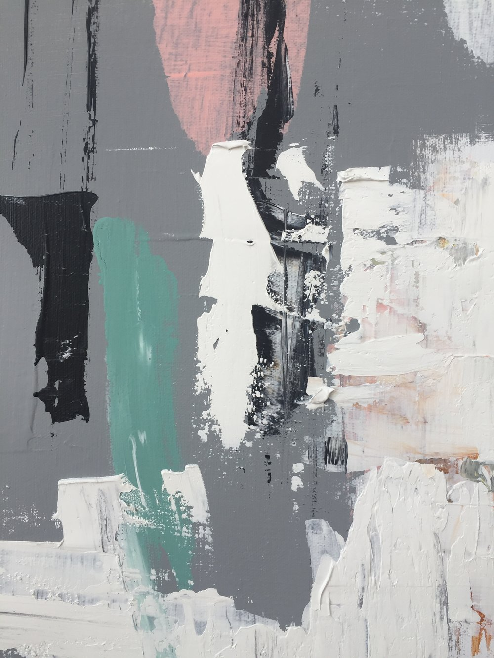 MARTA STAUDINGER • Abstract paintings