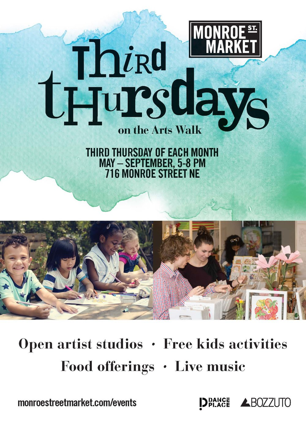 DC-Arts-Walk-Third-Thursdays-Brookland