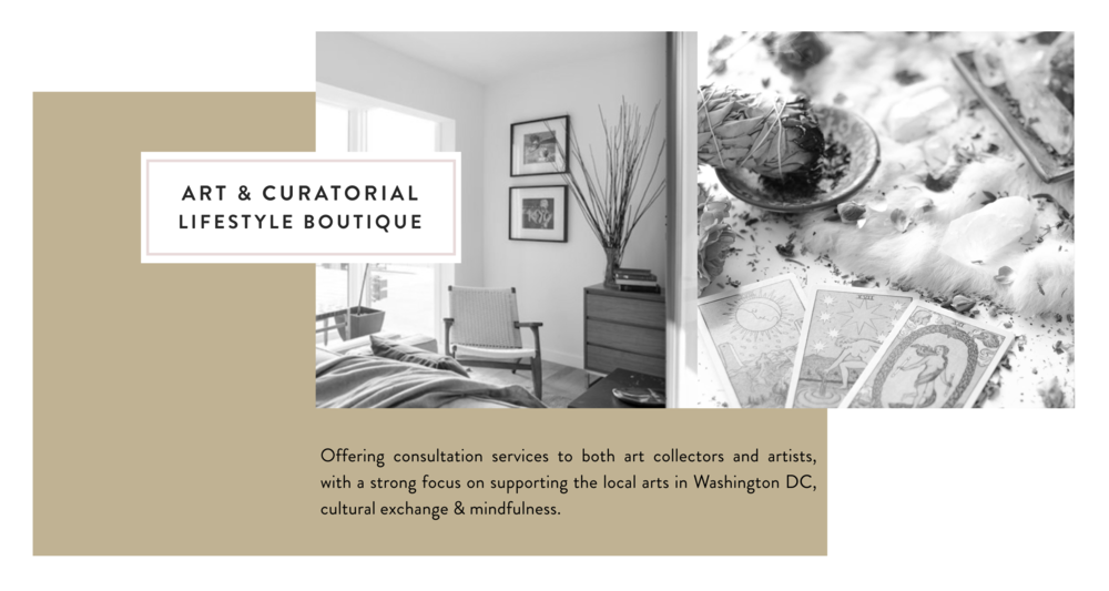 Latela is an Art and Curatorial Lifestyle Boutique