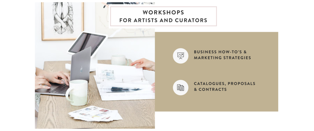Courses for Artists and Curators