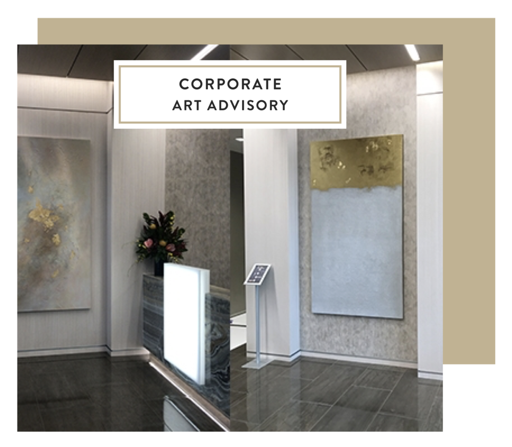 Latela offers Corporate Art Advisory