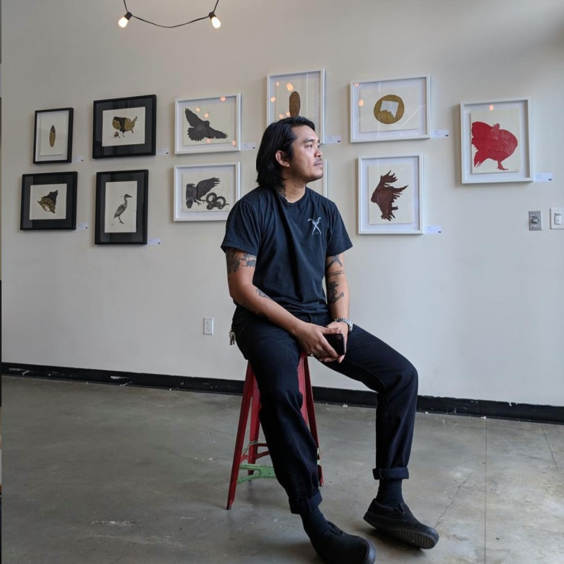 Early 2019 Artist Residency: Elmer Calata