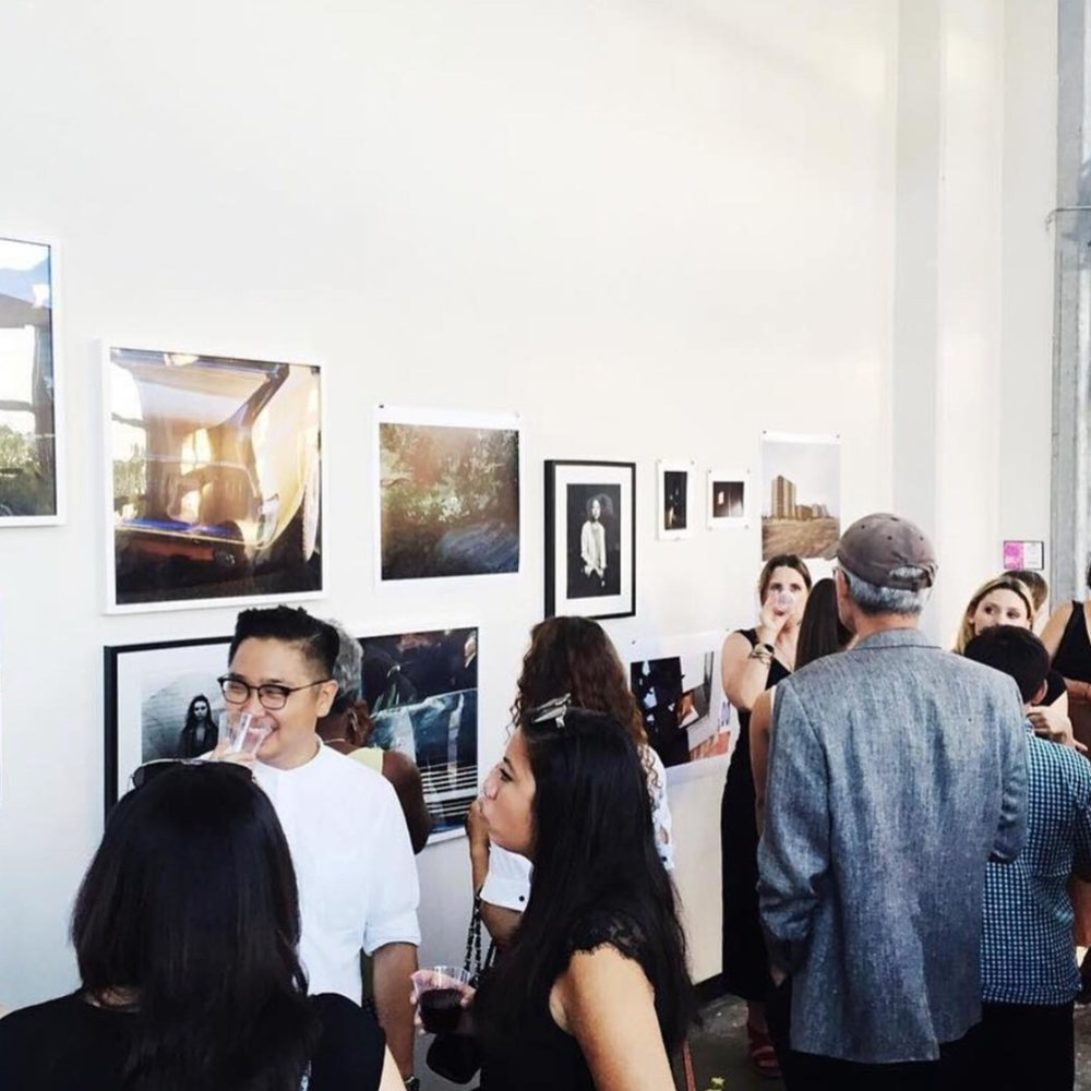 Group Exhibition Summer 2016: ft. recent work by three local photographers