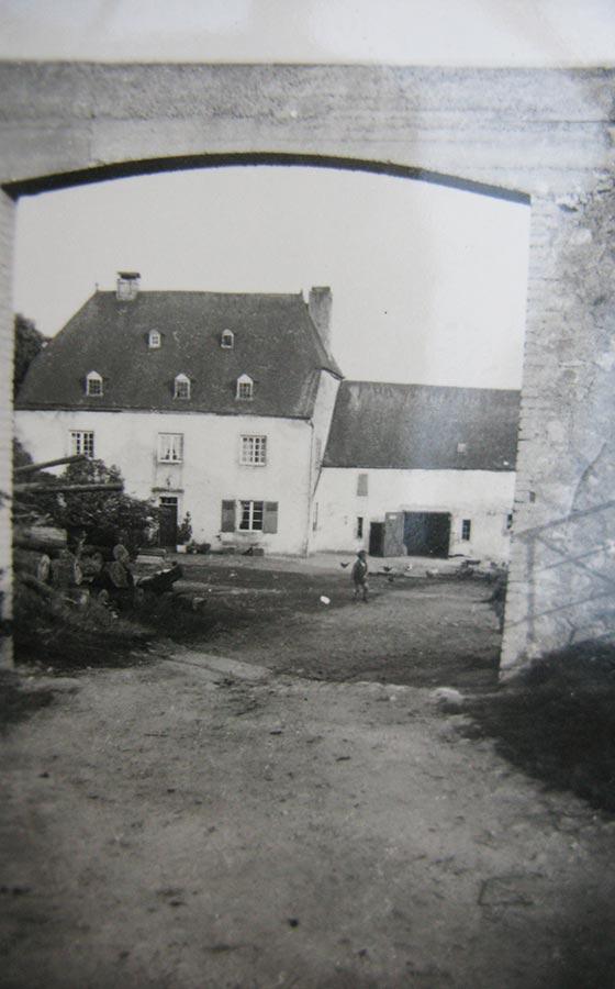 Ferme Birelerhof, Sandweiler © photographe inconnu, droits réservés