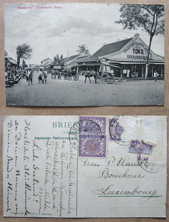 © Uitgave G. Kolff % Co., Batavia