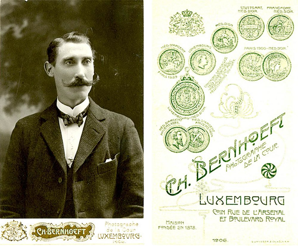 Alderich Schmitz, © Charles Bernhoeft, 1906