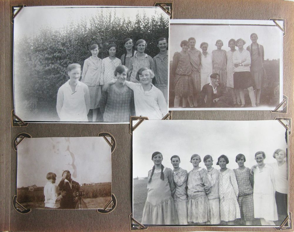 Bertrange / Bartringen, 28.8.1929 © photographe inconnu, droits réservés
