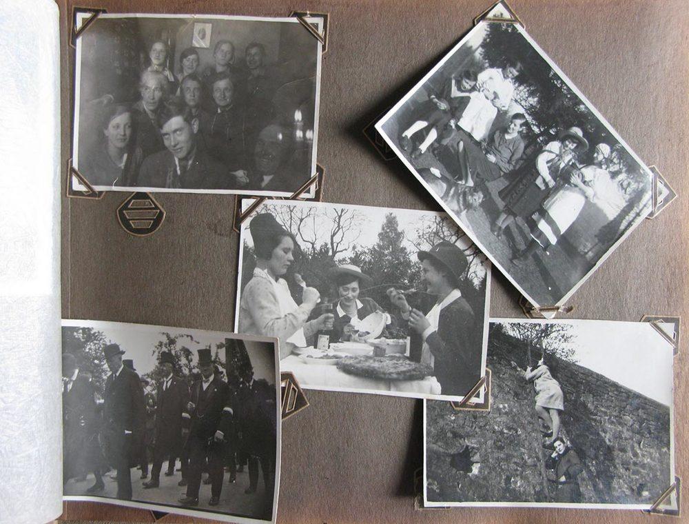 Kermes / Kirmes, 1927 et/und 19.11.1929 © photographes inconnus, droits réservés