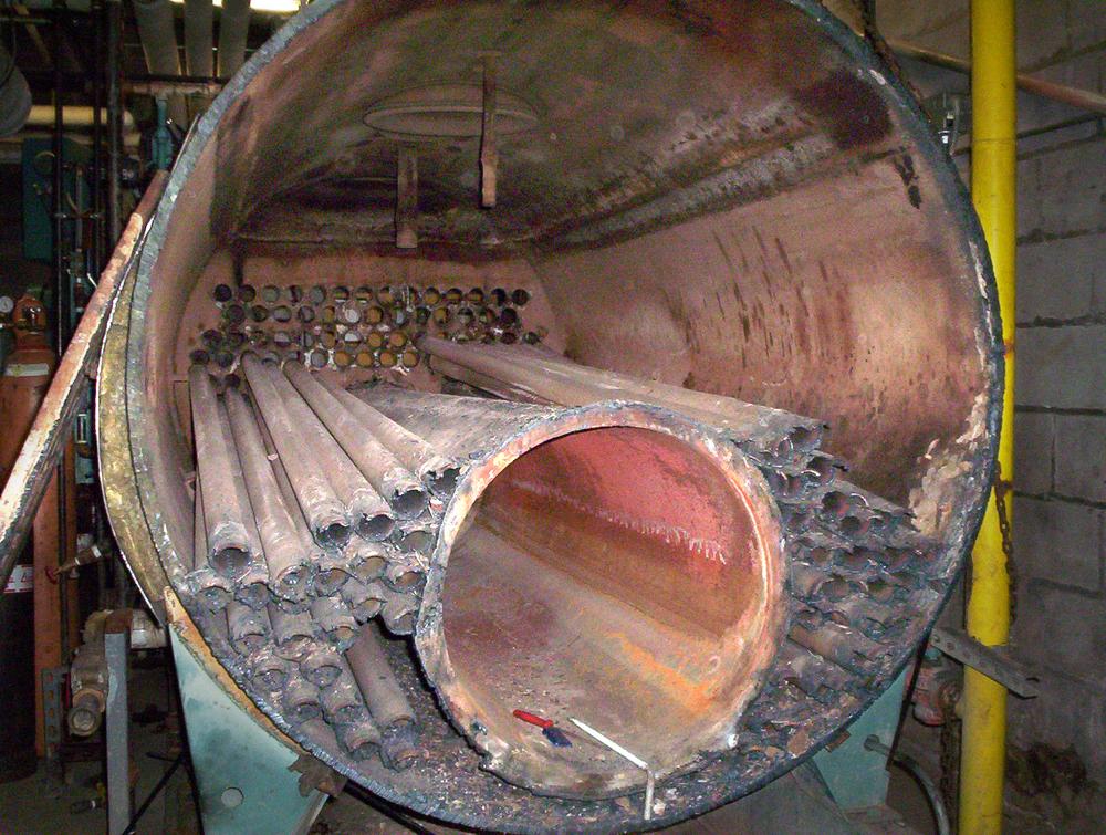Boiler Retubing (BEFORE)