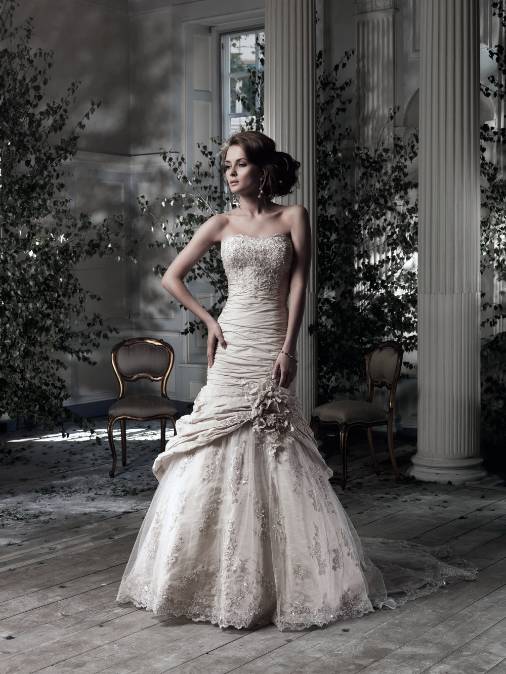 Nova Scotia by Ian Stuart Size 12. Was £2025 Now £1100