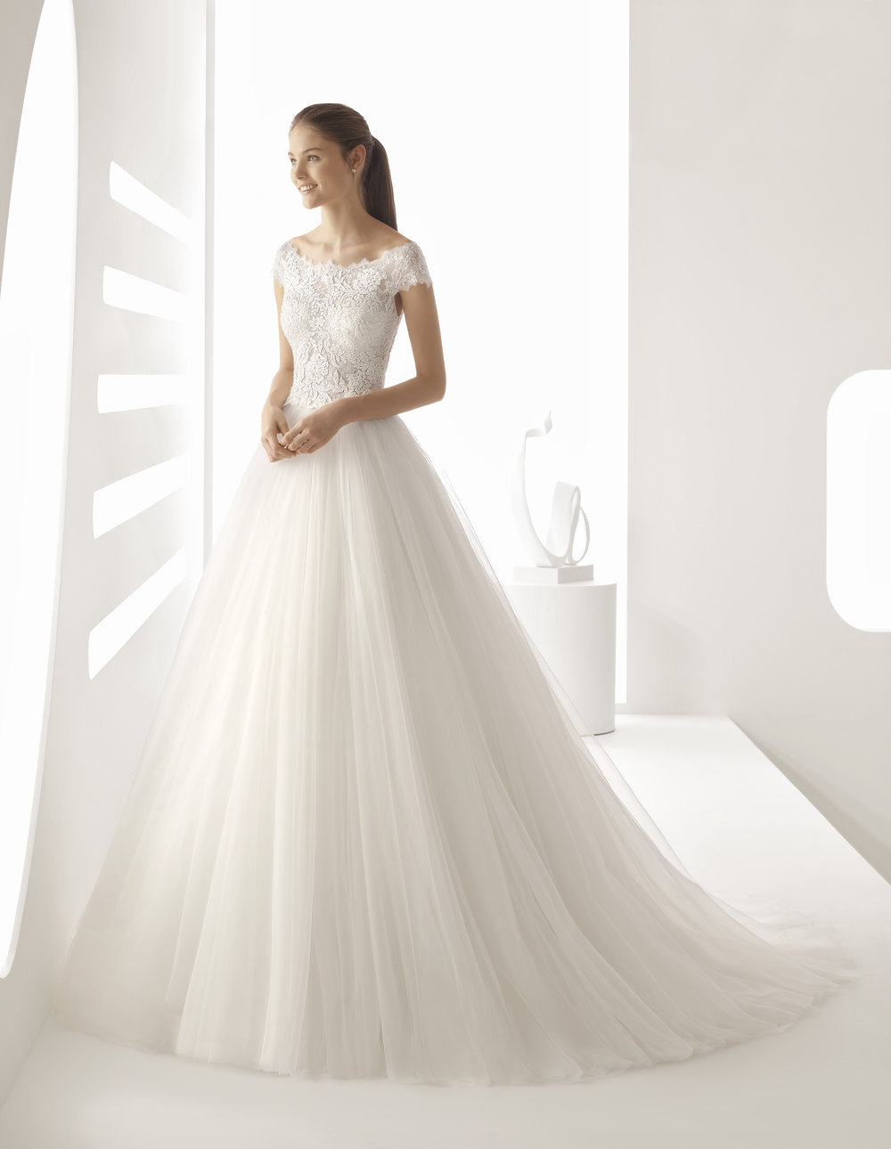 "Rosa Clara ""Alejandra"" Was £1650 Now £875. Size 14"