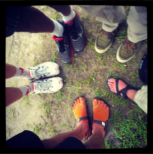 e03c5d7ff5d When the FiveFingers™ first became popular