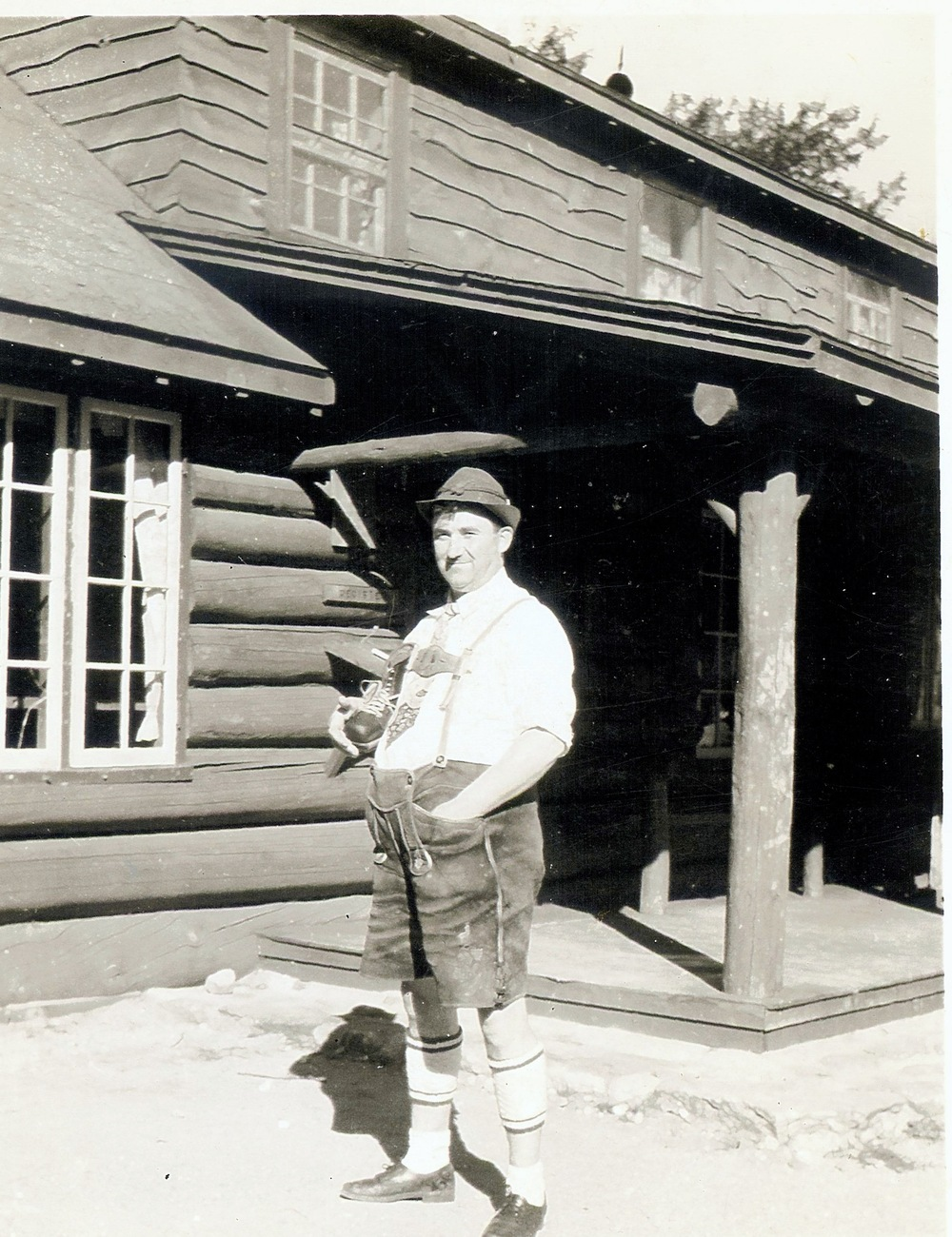 1940's - Tex Benton, Pinkham Cook