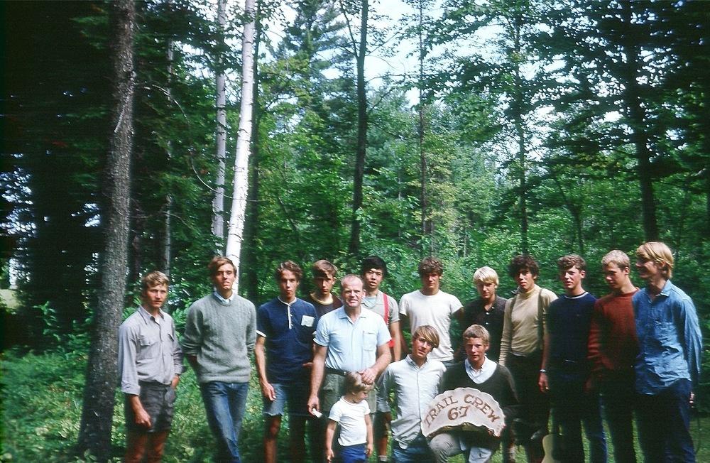 The 1967 Crew