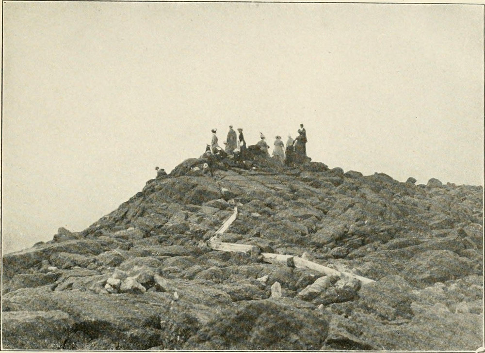 "Image from page 50 of ""The White Mountains of New Hampshire : in the heart of the nation's playground"" (1917)"