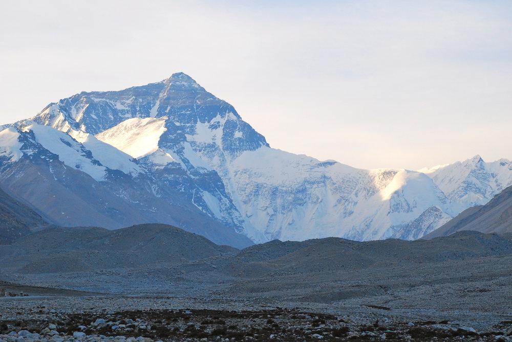 Mount Everest | Photo: Gunther Hageitner
