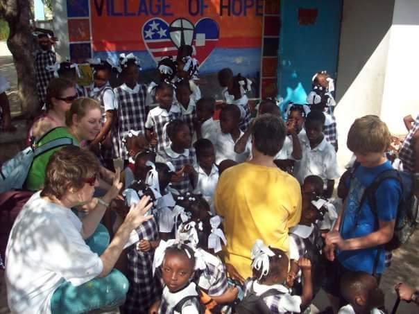 Village of Hope School, Haiti