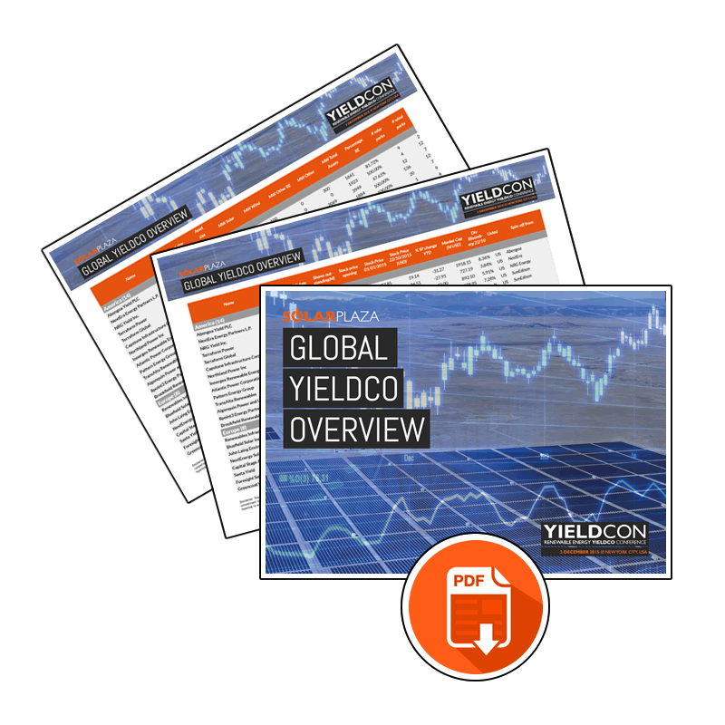 Download the Yieldco Overview