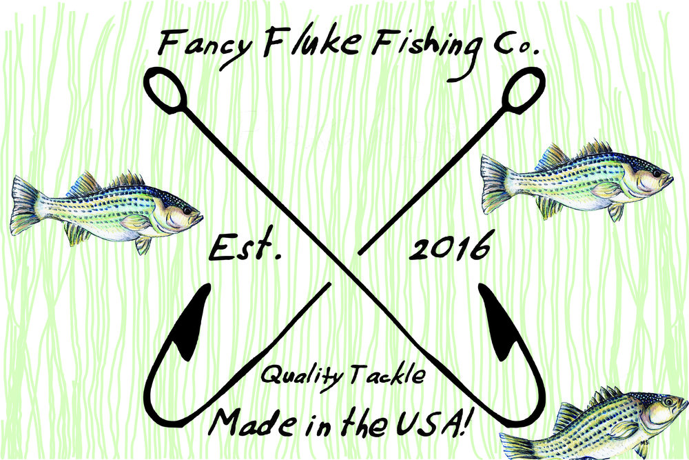 Fancy Fluke Fishing Co.  - Services Provided Include: Web Design, Photography, Print Design, Copywriting, Logo Design, Trade Show Display Design, Social Media Management