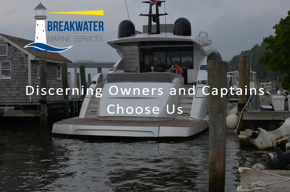Breakwater Marine Services - Services Provided Include: Complete Re-Brand, Web Design, Graphic Design, Print Design, Copywriting, Content Creation, Social Media Management, Growth Consulting, Social Media Advertising