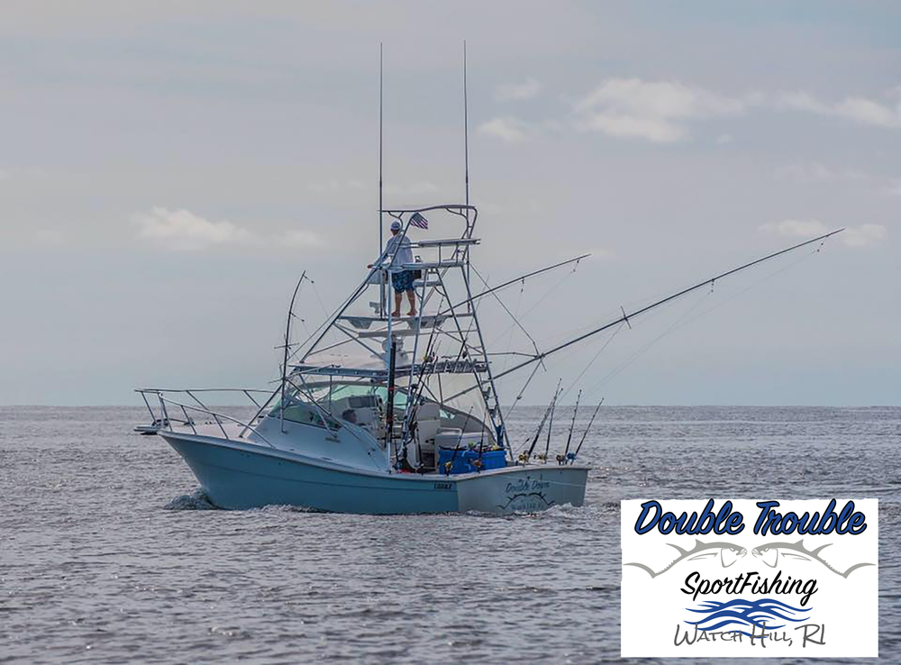 Double Trouble Sportfishing - Services Provided Include: Graphic Design, Photography, Videography, Content Creation