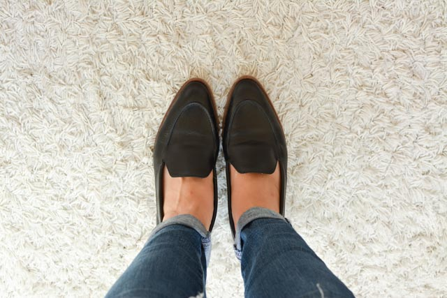 8add2a65e33 Anyone else try the modern loafers  What did you think of the sizing
