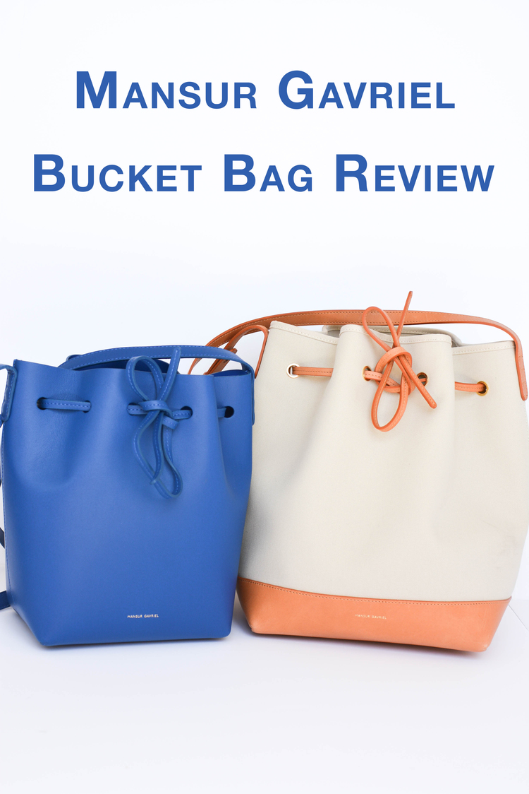 a6c875c2db Mansur Gavriel Classic and Mini Bucket Bag Review — Temporary-House ...