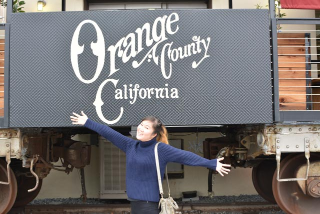 Ta-daa Orange County...