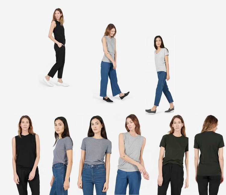 1d2a447c09 Everlane Spring 2016 Shirts: Slim Crew Shirt, Micro Stripe Tees, and Muscle  Tank Review