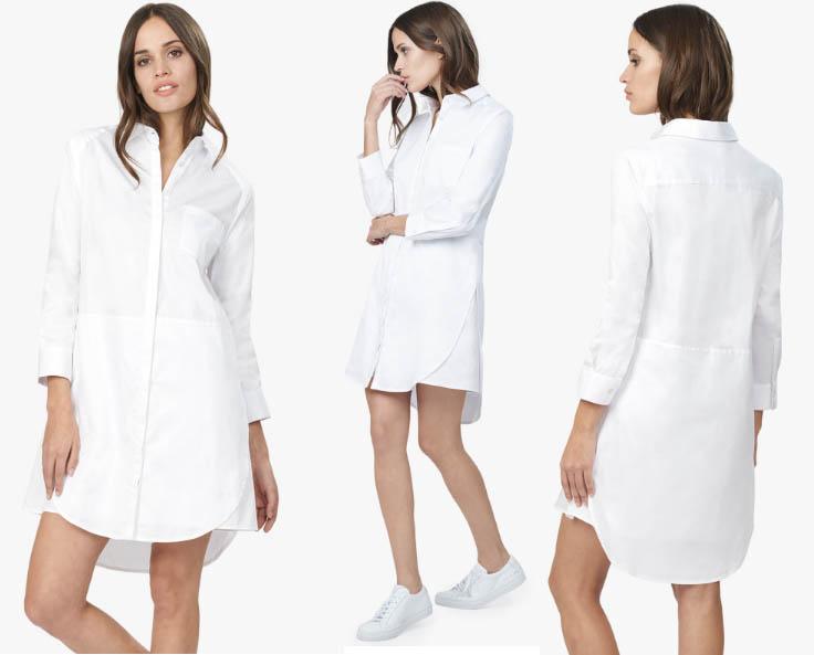 f78db32e9e3 Cuyana Poplin Layered Shirtdress Review — Temporary-House Wifey