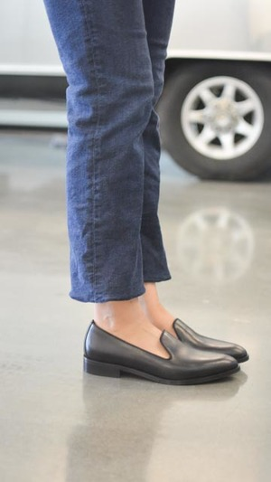1c3ddd07d4a Everlane Modern Smoking Loafer Review — Temporary-House Wifey