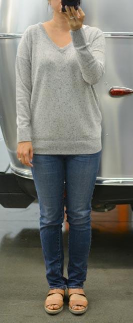 Long Black Sweater Cardigan