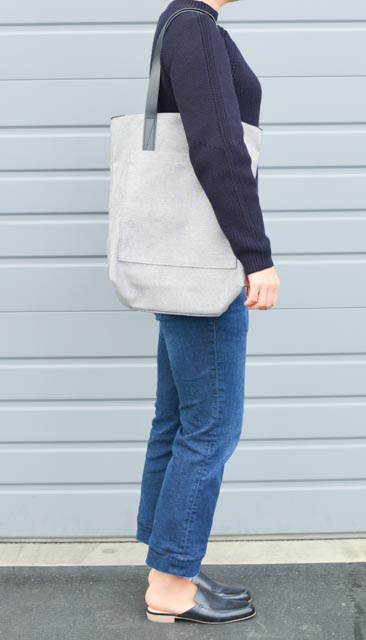 98312dd368f  wearing  Everlane Fisherman cotton pullover (here)