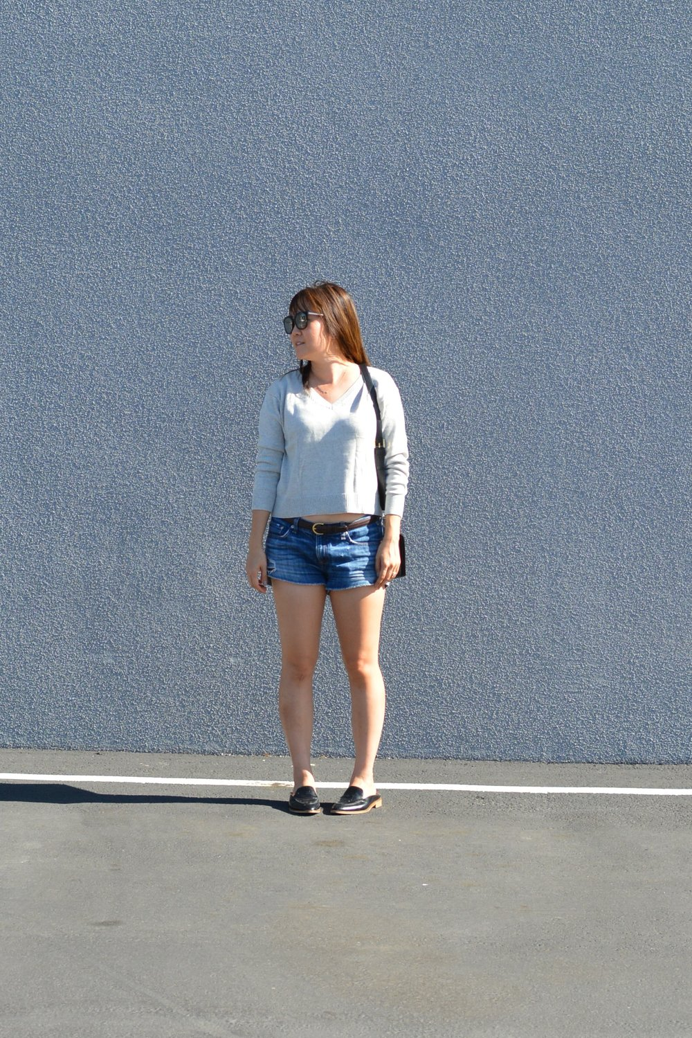 Everlane Review Cotton Long Sleeve V-neck Crop (3 of 3)-min.jpg