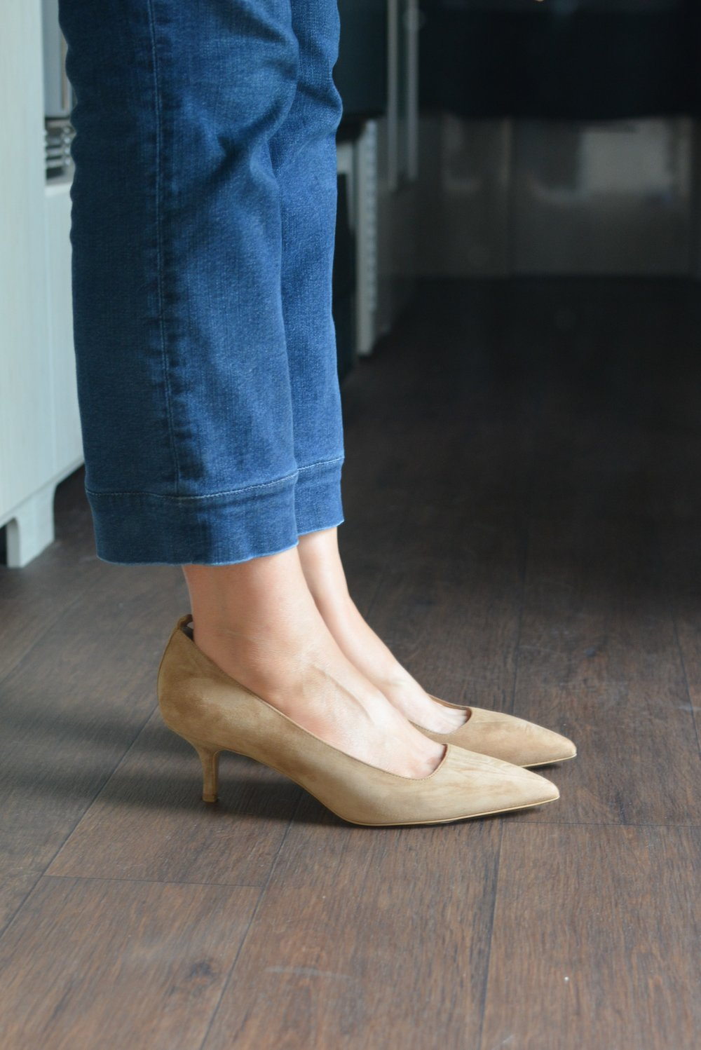 9d7561d34e Everlane Review The Editor Heel — Temporary-House Wifey