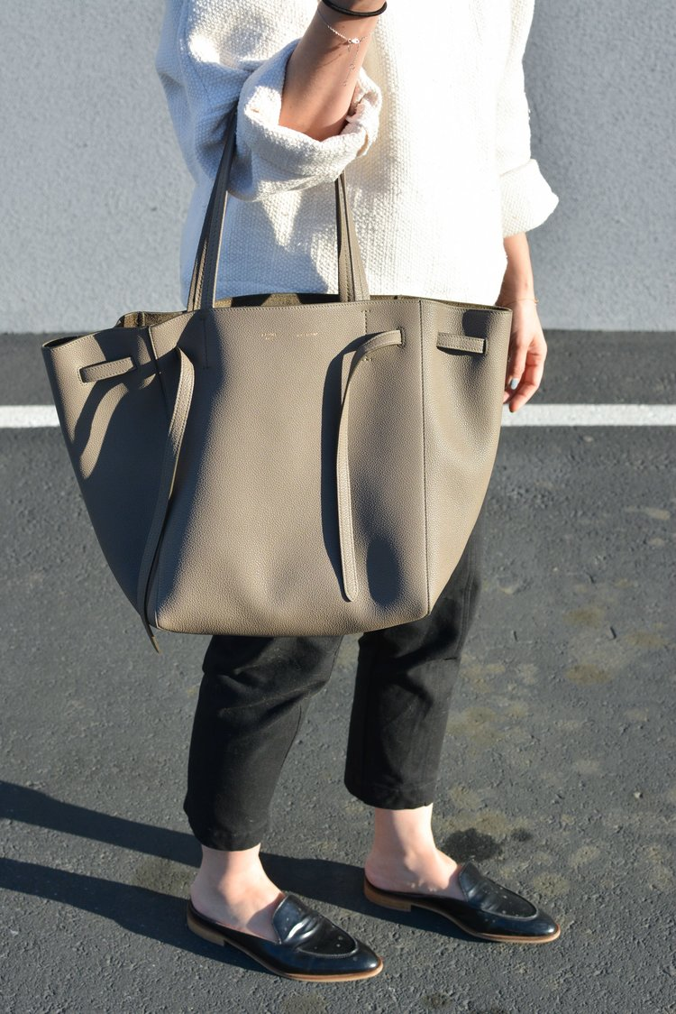 647ba409a992 Celine Small Cabas Phantom Tote Review (3 of 3)-min.jpg