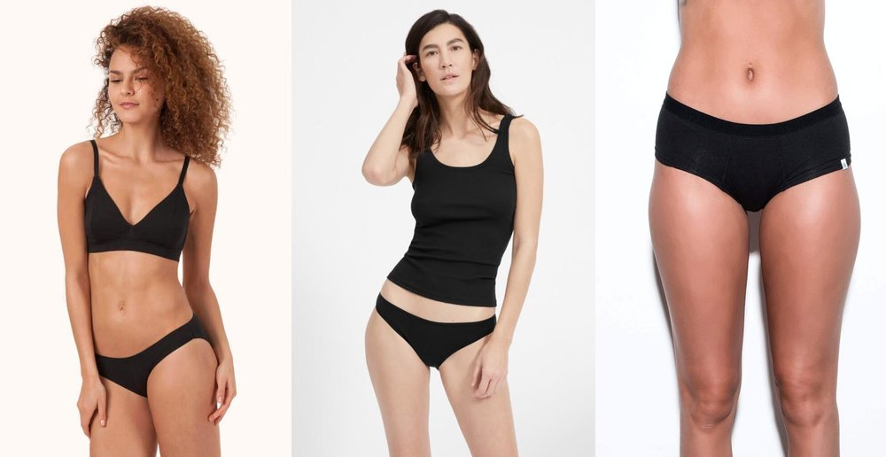 Lively, Everlane, Wama