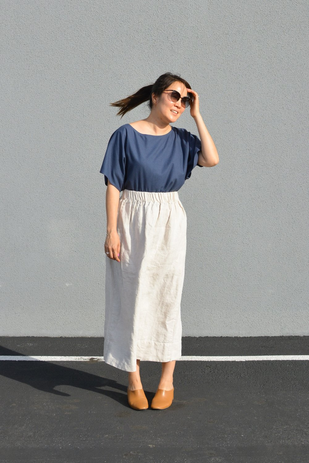 Elizabeth Suzann Review Linen Bel Skirt (6 of 6)-min.jpg