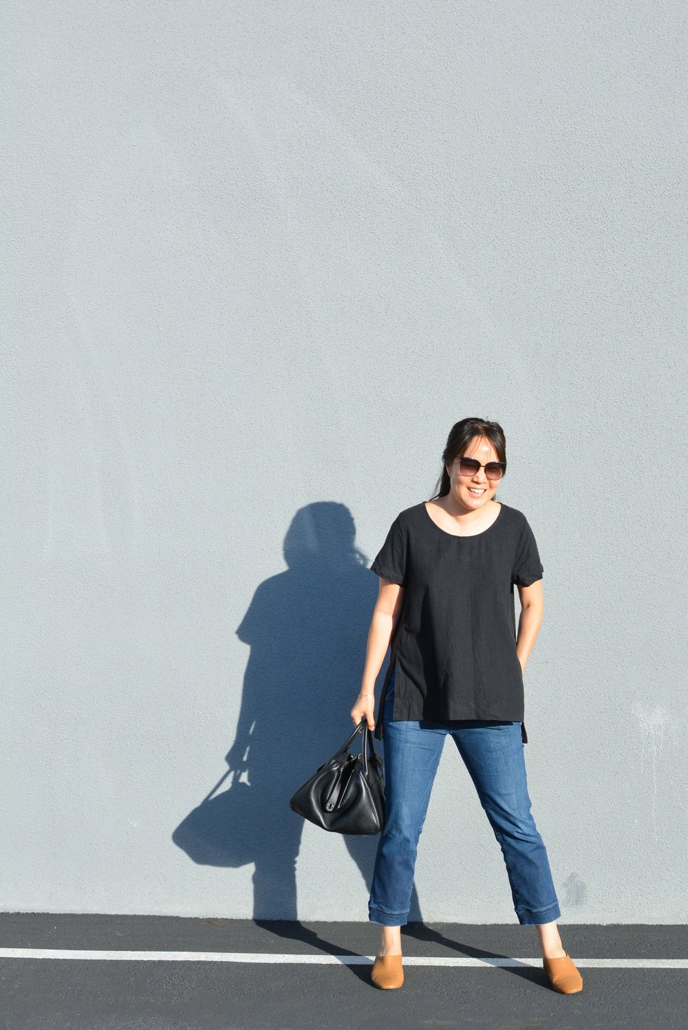 Jamie and the Jones Review The Stable Basic Split Tee Top  (2 of 6)-min.jpg