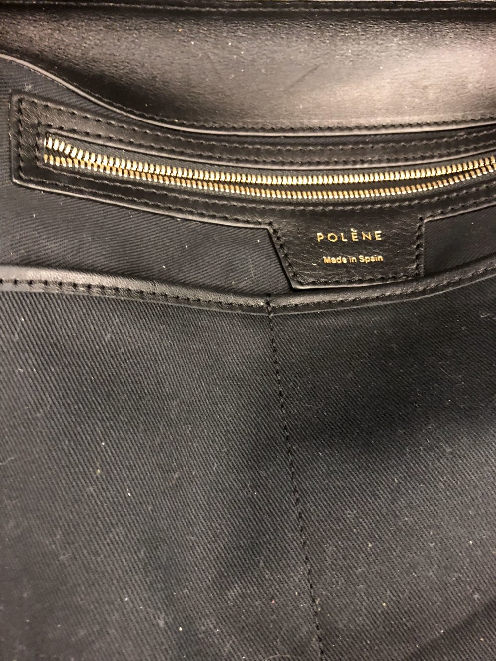 Polene bag review