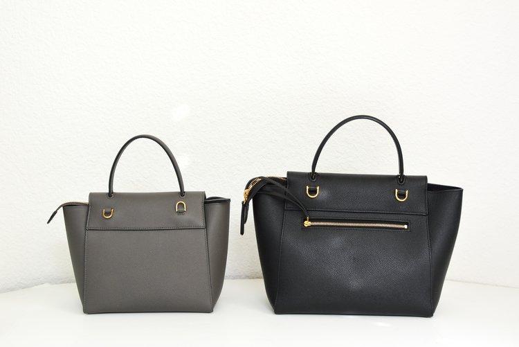 1f41341555 Celine Nano Belt Bag Review   Comparison to the Micro Belt Bag ...