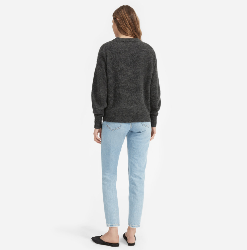 Everlane Review Alpaca Sweater
