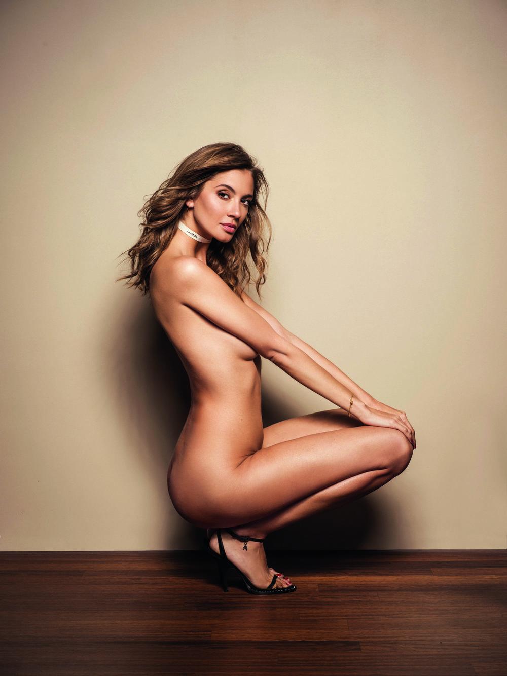 Ludwika Cichecka for Playboy