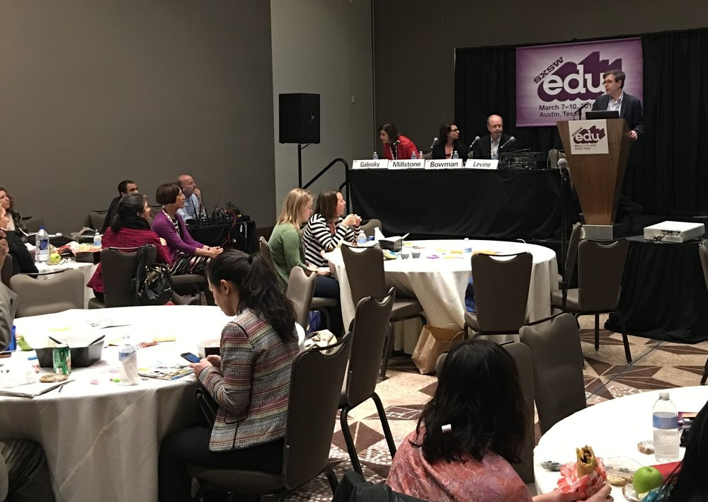 Michael Levine @ SXSWedu Early Learning Summit